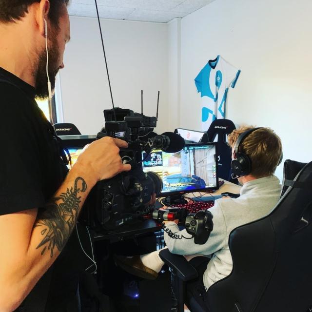Fuld produktion på Gamer-efterskolen. Vi hepper På Ølgod! #highwiredk #drultra #dust2